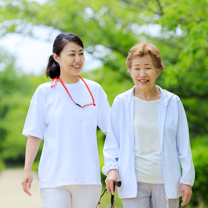 介護士の花形「介護福祉士」